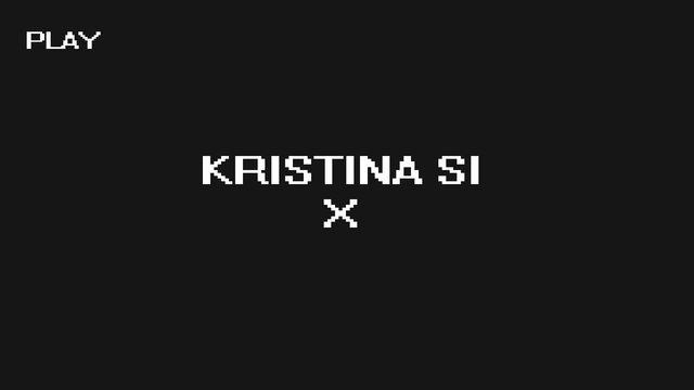 Kristina Si — X