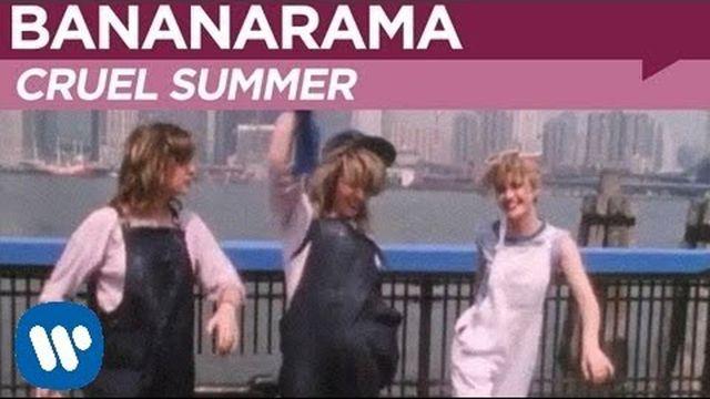 Bananarama — Cruel Summer