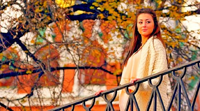 Виолетта Дядюра(VIA-Летта) — Моя Россия
